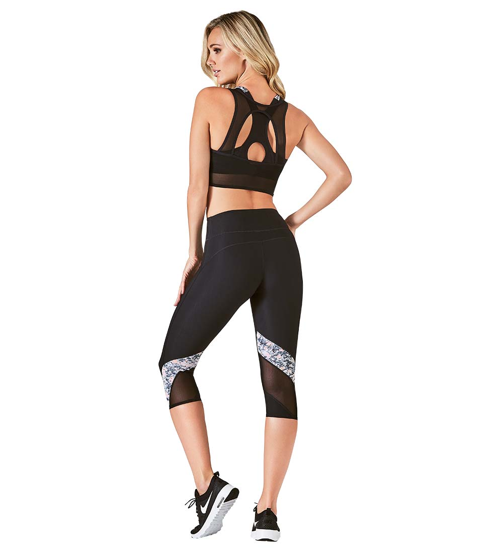 0de4a7c6c7 ACTIVE CROP COMPRESSION PANT